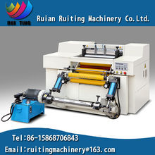 RTFQ-600B automatic big roll to small roll label paper slitting machine for sale