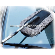 Microfiber Soft Bristle Car Wash Brush with Long Handle Car Cleaning Brush