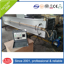 DLQ-1 factory direct sale high quality pu/pvc conveyor belt jointing machine