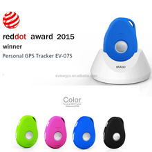 personal mini children locator gps tracker with free app