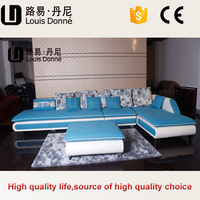 European style hotel use raw materials for sofa
