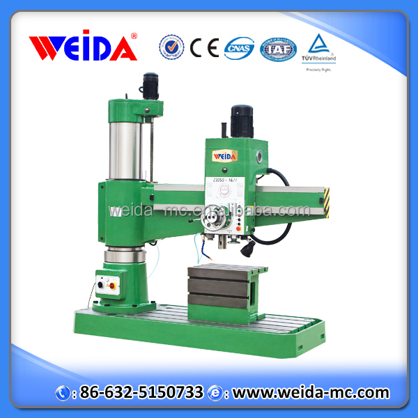 china radial drilling machine Z3040x13/2,40mm Radial Drill Machine with Autofeed