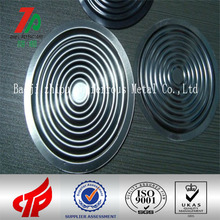 Factory price tantalum diaphragm sheet corrosion resistance for pressure gauges