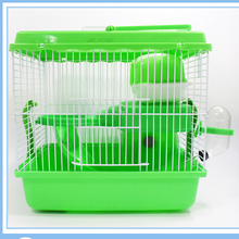 New style hamster big castle pet Hamster cage Small animal cage with running wheel