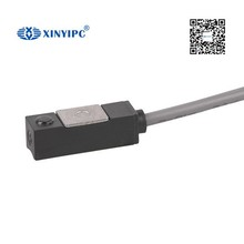 High quality compact pneumatic cylinders numatic reed switch
