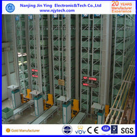 High Density Storage Warehouse Rack AS/RS System/stacker racking system/pallet racking