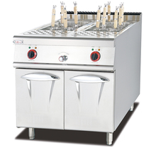 Stainless Steel Electric Pasta Cooker With Cabinet