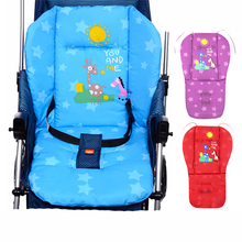 Creative Baby New Giraffe Stroller Cushion Child Cart Seat Cushion Cotton Thick Mat