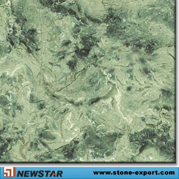 Mint Green Marble (wave pattern)