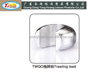 Lead Sinkers for Fishing net,lead weight for fishing net