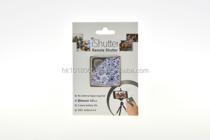 iShutter with blister packaging PG-3012