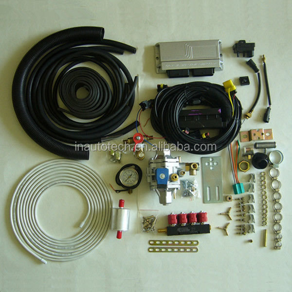 top quality lpg cng ECU Conversion Kits for car