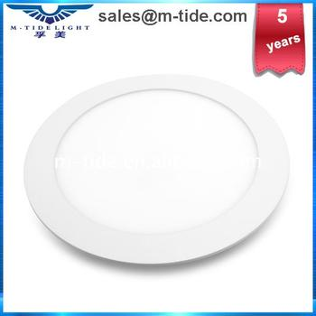 Manufacture round 20w led panel light