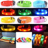 LED dog collar & bling bling dog collars & lighted dog collar