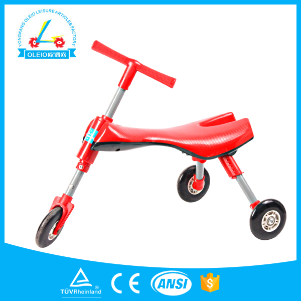 Factory Wholesale high quality baby 3 wheel bike baby trike