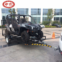 hot sales hight quality small car atv log trailer on alibaba