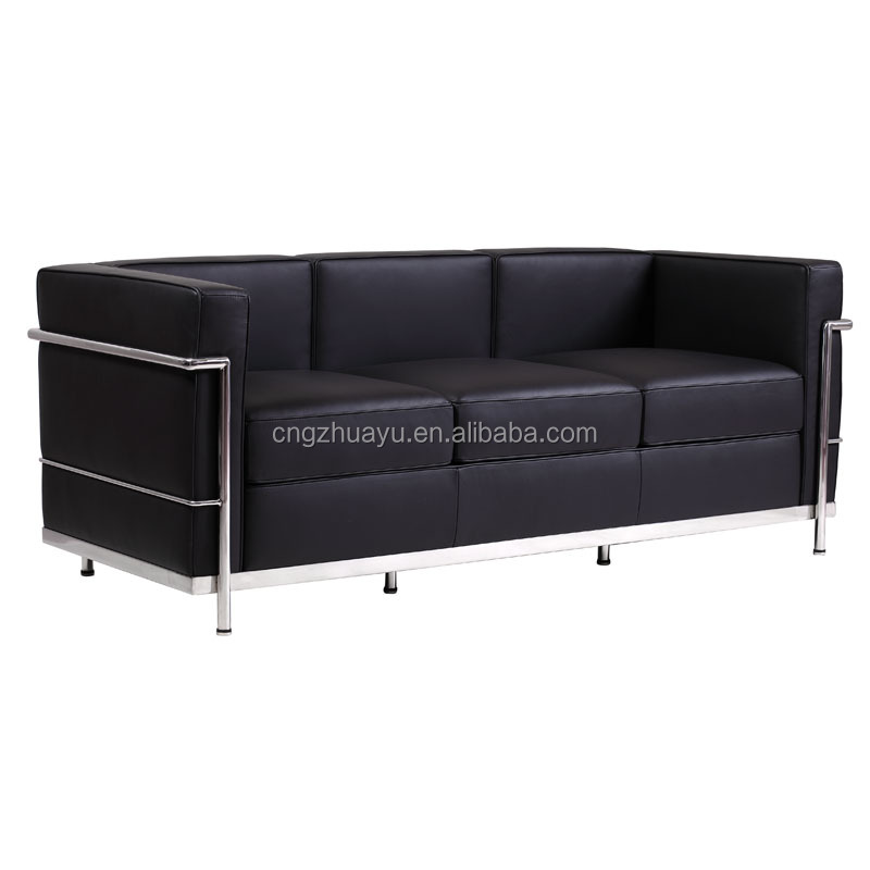 bauhaus le corbusier lc2 sofa buy lc2 sofa le corbusier sofa bauhaus sofa product on. Black Bedroom Furniture Sets. Home Design Ideas