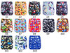 2016 New Designs JC Trade diapers/Wholesale Cloth Diaper Stocklots