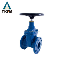 Alibaba hot sales din 3352 flanged chain wheel os y gate valve dimensions
