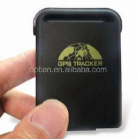 manufucturing gps tracker tk102 reset GSM/GPS module personal /vehicle simple tracking device