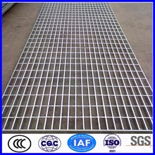 Steel material bolted building grating heavy duty