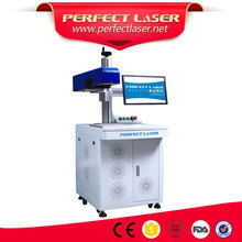 manufacturing processing industries jeans Ring laser aluminium marking machine