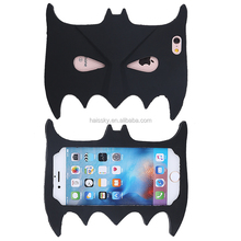 New products 2016 batman phone case/silicone case for iphone6 /6plus