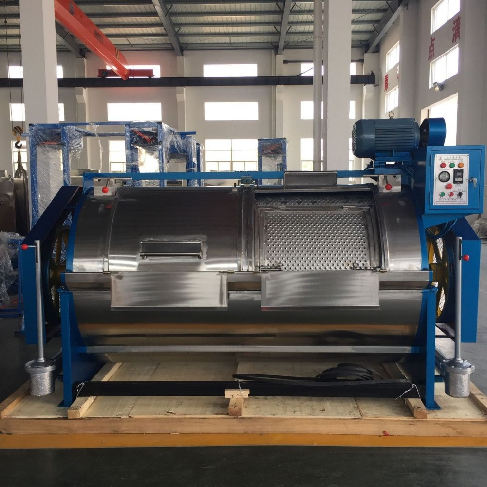 400kg big size industrial washing machine