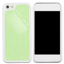 Sparkling Shiny Glitter Ultra-thin PC Cover Case for iPhone 5/5s/se ,shiny case