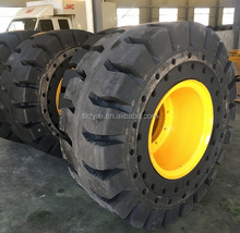 17.5-25 20.5-25 23.5-25 Big rubber solid loader solid OTR tyre