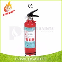 Hand portable dry chemical powder 1kg abc fire extinguisher
