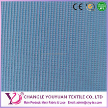 Bule subminiature square net mesh hard net fabric for frock