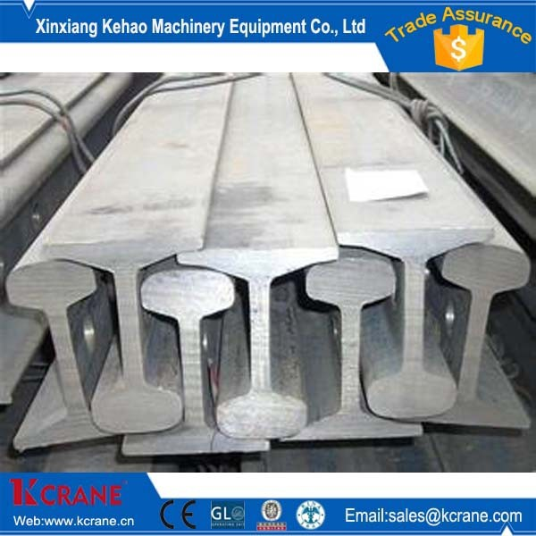 Kcrane brand industrial railroad rail supply