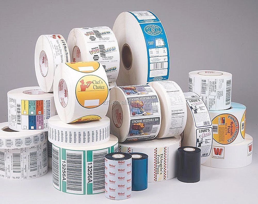 custom sticker rolls vinyl sticker roll, address roll labels printing