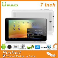 7 inch Android 3G tablet, mtk6577 dual core 7 inch phone