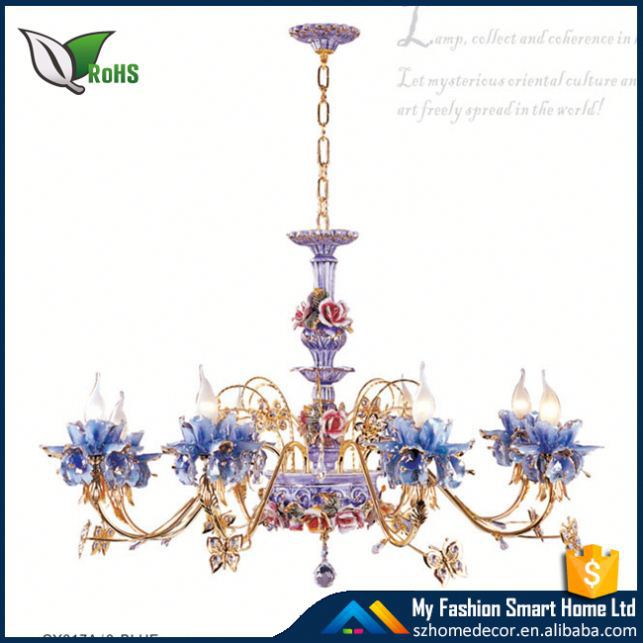 Hotel lobby banquet hall ballroom large crystal chandelier