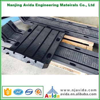Structural Rubber Materials Bridge Expansion Joint for Bridge Construction