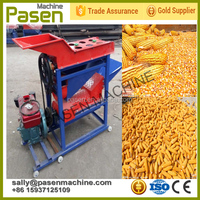 Motor-driven Corn Sheller / Automatic Corn Sheller For Sale / Corn Sheller Tractor Power