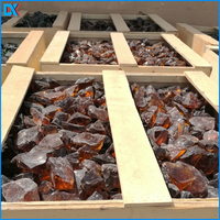 Colorful Decorative Landscaping Glass Stones