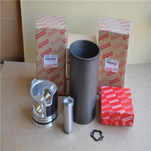 engine 6wg1 parts, cylinder liner kit