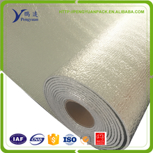 insulation self adhesive thermal foil foam insulating blanket or boards