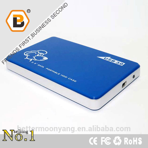 2017 portable removable parts 2.5 inch hard drive disc