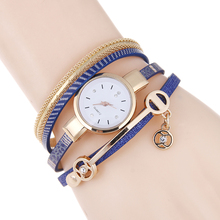 2946 Geneva Fashion mesh alloy Casual Bracelet Watch Luxury Ladies 2017 Fashion Leather Band female gold watches