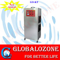 Air/oxygen source ozone generator for swimming pool water treatment project