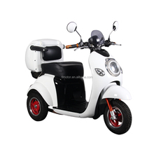 new 2017 hot selling electric tricycle for disabled electric tricycle with passenger seat
