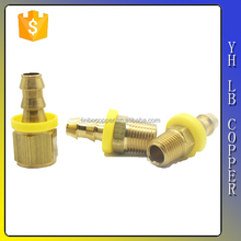 LB-GutenTop nptf thread 3000 Psi Hydraulic Straight Barb Fittings