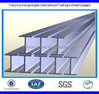 Hot Rolled high Frequency Welded galvanized H Beam Of Top King