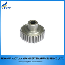 best price and all kinds of custom small steel spur gears
