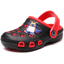 EVA garden shoes for children sandals 5 colors