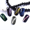 Professional Magnetic Gel 3D Cat Eyes Top Coat Soak Off UV Cat Eye Color Gel Nail Polish